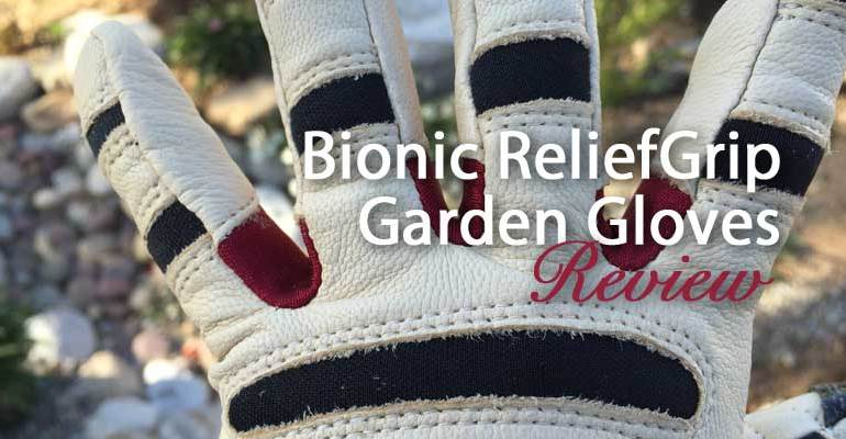 Bionic ReliefGrip Gardening Gloves Product Review Gardening