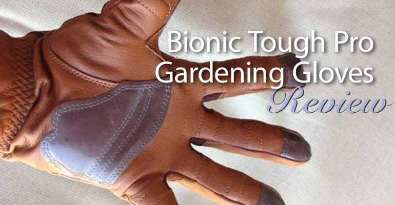 Bionic Tough Pro gloves review