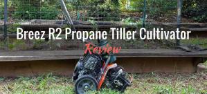 Breez R2 Propane Tiller Cultivator Featured