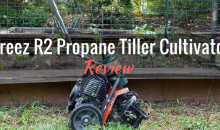 Breez R2 Propane Tiller Cultivator: Product Review