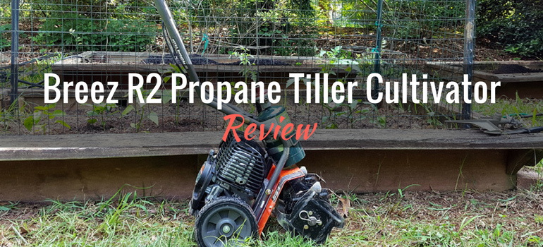 Breez R2 Propane Tiller Cultivator Featured