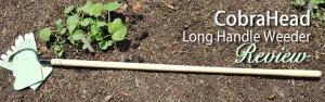 Review of CobraHead long handle weeder