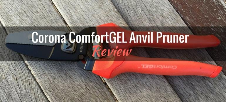 Corona ComfortGEL Anvil Pruner