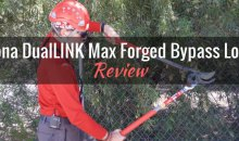 Corona DualLINK Max Forged Bypass Lopper (SL8180): Product Review