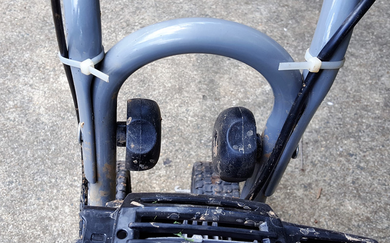 Dirty Hand Tools Mini Cultivator Metal Handle