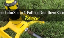 Dramm ColorStorm 4-Pattern Gear Drive Sprinkler: Product Review