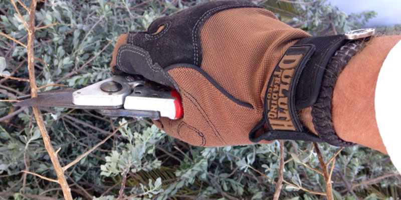Duluth Trading Work Gloves are tough and flexible
