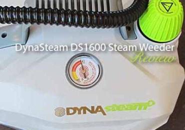 DynaSteam DS1600 Steam Weeder Review