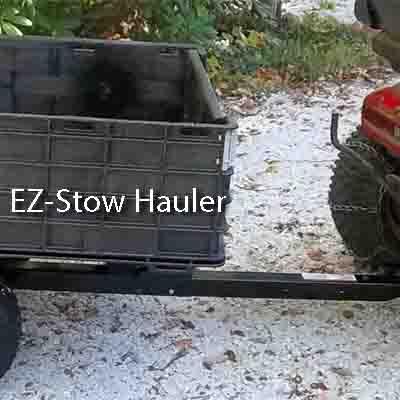 EZ Stow Hauler