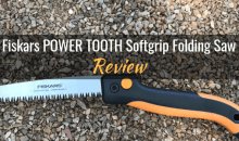 Fiskars POWER TOOTH® Softgrip® Folding Saw (7″): Product Review