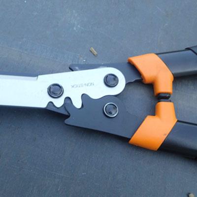 Fiskars PowerGear II Hedge Shears HS551 Gear Technology