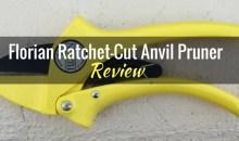 Florian Ratchet-Cut Anvil Pruner: Product Review