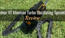 Melnor XT MiniMax Turbo Oscillating Sprinkler: Product Review