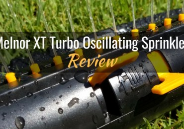 Melnor XT Turbo Oscillating Spinkler