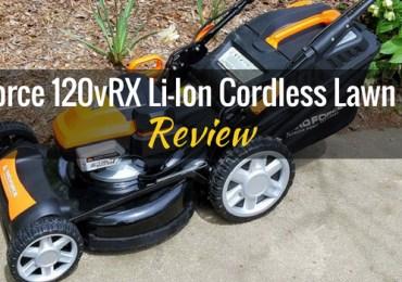 Yard Force Cordless Lawn Mower