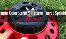 Dramm ColorStorm 9-Pattern Turret Sprinkler: Product Review