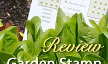 Garden Stamp: Product Review