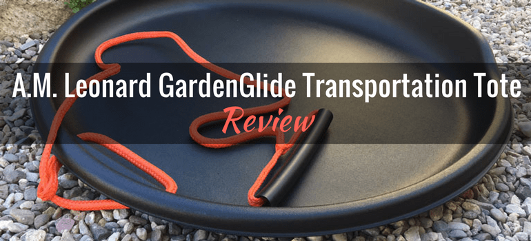 A M  Leonard GardenGlide Transportation Tote: Product Review