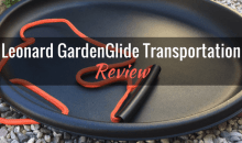 A.M. Leonard GardenGlide Transportation Tote: Product Review