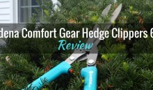 Gardena Comfort Gear Hedge Clippers 600 (393): Product Review