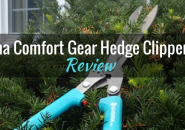 Gardena Comfort Gear Hedge Clippers 600