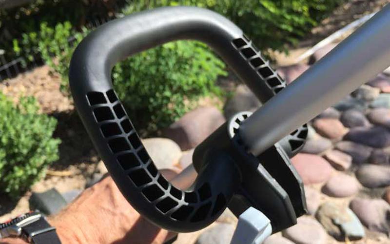 Greenworks 24V Cordless String Trimmer 21342 Handle