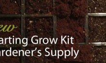 Seed Starting Grow Kit from Gardener's Supply: Product Review