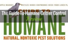 The Guide To Humane Critter Control: Natural, Nontoxic Pest Solutions To Protect Your Yard And Garden by Theresa Rooney – Book Review