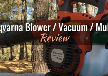 Husqvarna-Leaf-Blower-Mucher