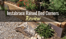 Instabrace Raised Bed Corners: Product Review