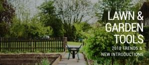 2018 trends gardening
