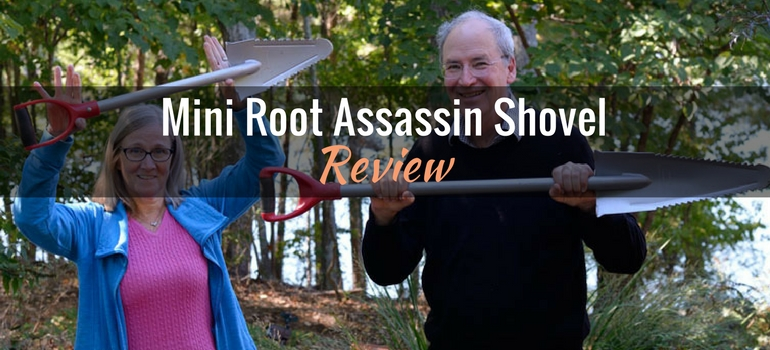 Mini Root Assassin Shovel Featured