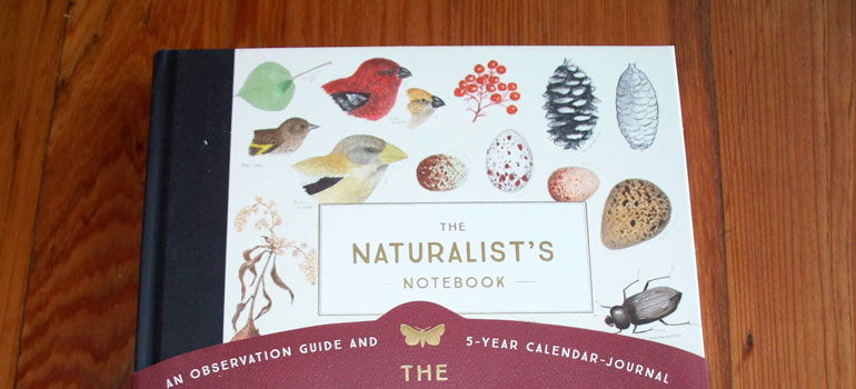Naturalist's Notebook book review