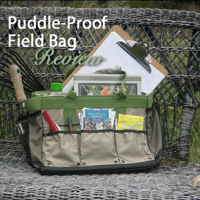 Puddle-Proof Field Bag Review
