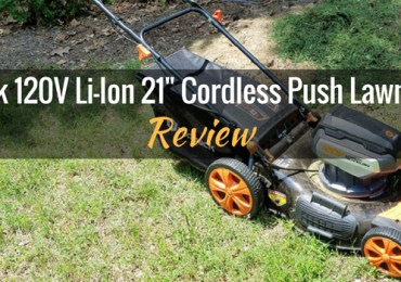 Redback Cordless Push mower Featured Image