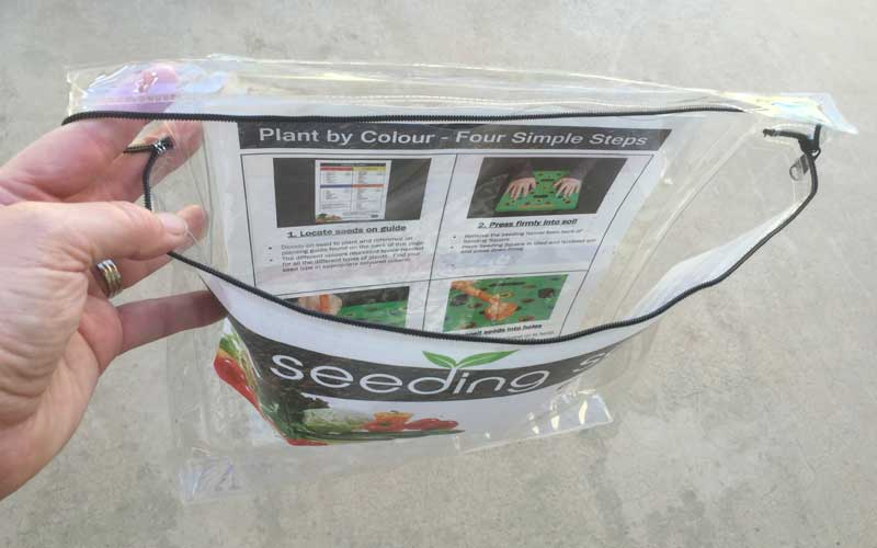 Seeding Square Package