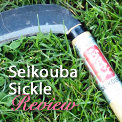 review of seikouba sickle