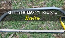Stanley FATMAX 24″ Bow Saw BDS6510: Product Review