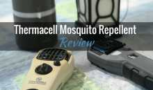 Thermacell Mosquito Repellent: Product Review