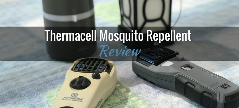 thermacell mosquito repellent review