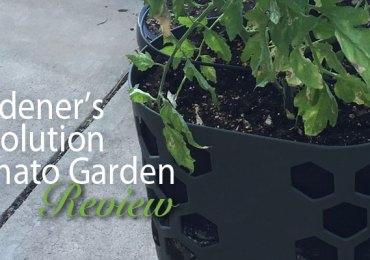 Gardener's Revolution Tomato Garden review