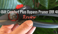 Troy-Bilt Comfort Plus Bypass Pruner (RR 4000): Product Review
