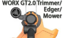 WORX GT2.0 20V MaxLithium Trimmer/Edger Review