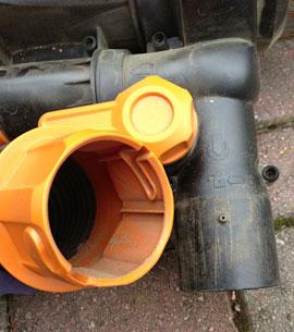 Worx Trivac 3 In 1 Leaf Blower Mulcher Vacuum Wg502