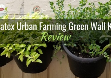 Watex Urban Farming Green Wall Kit Featured Image