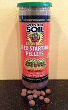 Wonder Soil Seed Starting Pellets