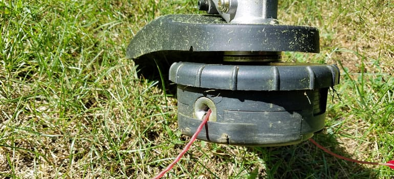 Yard-Force-120v-string-trimmer-head