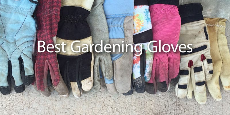 recommendations for best gardening gloves