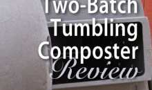 Two-Batch Tumbling Composter: Product Review