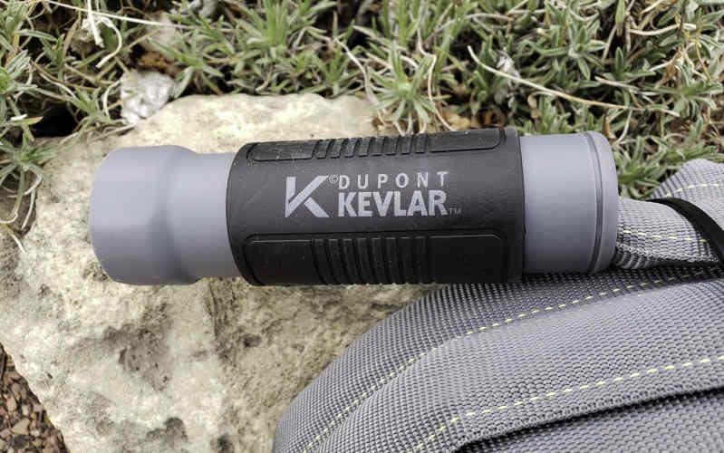dupont kevlar hose close up
